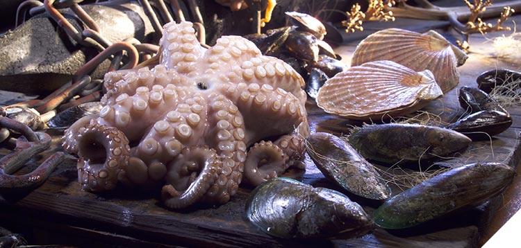 Rassau fish and seafood